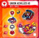 Rise Union Achilles A5 Info
