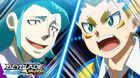 BEYBLADE BURST RISE Episode 5 Part 2 Rising Battles! Semifinals!
