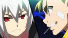 Shu and ranjiro in a battle ep 40