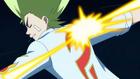 Burst Surge E10 - Ranjiro Injuring His Shoulder