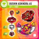 Rise Bushin Ashindra A5 Info