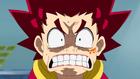 Burst Surge E1 - Hyuga Annoyed Over His Defeat