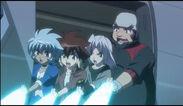 Benkei,Zeo,Toby,Hikaru