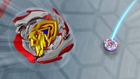 Burst Turbo E1 - Wonder Valtryek vs. Z Achilles