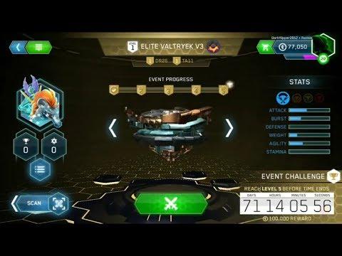Elite Valtryek V3 6Vortex Reboot