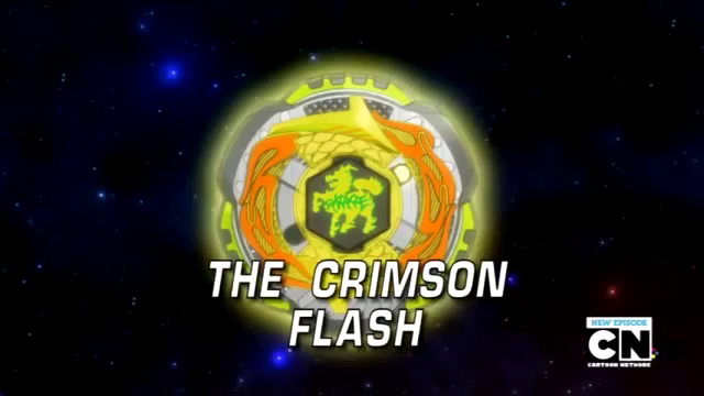 Beyblade: Metal Fury - Episode 08