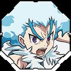 Beyblade Burst Superking - Lui Shirasagijo JP Website Character Icon