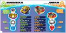 Surge - Spear Valtryek V6 and Shelter Regulus R6 Info