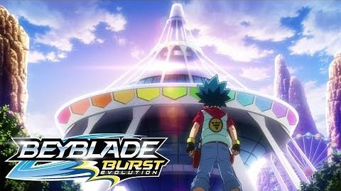 BEYBLADE BURST EVOLUTION Made for This - Official Music Video