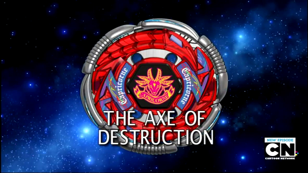 Beyblade: Metal Masters - Episode 25