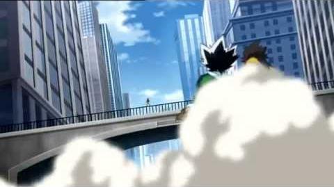 Beyblade Metal Master - La miraculeuse énergie spirale - Ep