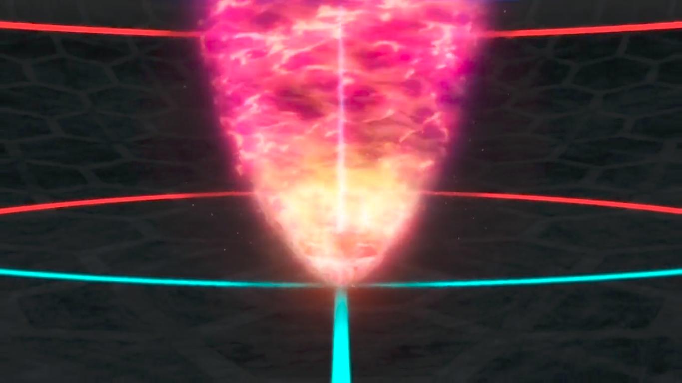 Crimson Lotus Blaze