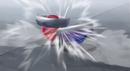 Gryph attacking Killerken head on