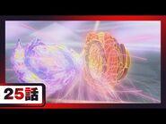 Beyblade Burst Dynamite Battle - Episode 25