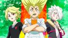 Chouzetsu Muteki Blader! OP 3 - Ranjiro, Fubuki, and Suoh