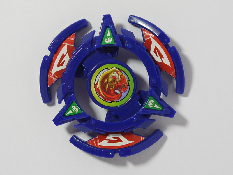Attack Ring - Triangle Wing