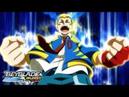 BEYBLADE BURST RISE Episode 19 Part 1 - Dragon vs Genesis!