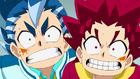 Burst Surge E9 - Hikaru and Hyuga Annoyed Over Dante Leaving