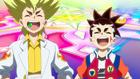 Sparking Revolution OP 4 - Aiga and Ranjiro