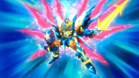 Beyblade Burst Superking Helios Volcano Ou Zone' Z avatar 35