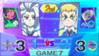 Burst Rise E26 - Dante vs. Gwyn Final Score