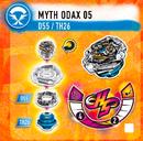 Rise Myth Odax O5 Info