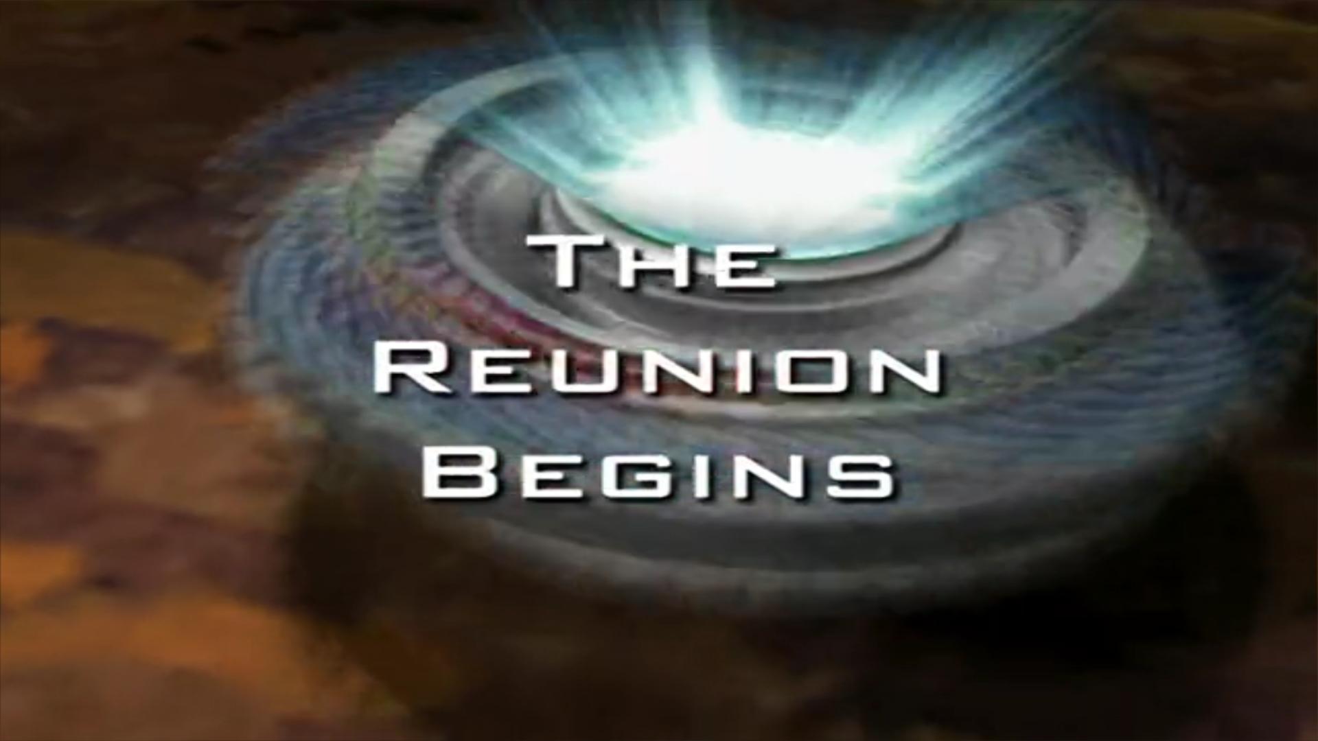Die Wiedervereinigung