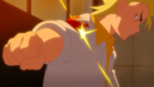 Burst Surge E10 - Ranjiro's Injured Shoulder