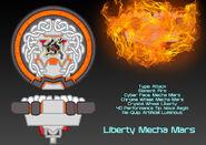 Liberty Mecha Mars