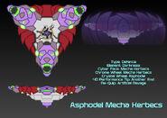Asphodel Mecha Kerbecs