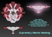 Supremacy Mecha Xiaolong copy