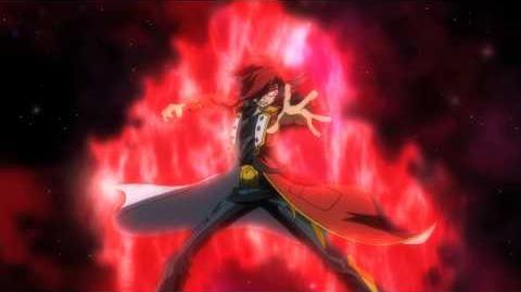 Beyblade Shogun Steel Clip 6 Ronin Dragoon