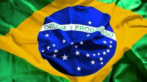 Brasil la la la la la la la la canzone