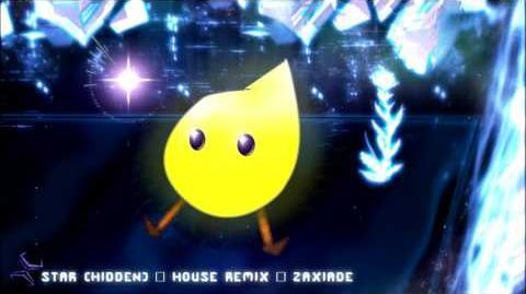 STAR -HIDDEN- (House Remix) - UNDERTALE - Zaxiade 2017