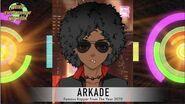 Time Traveler Bought Back Music From 2070 - Arkade