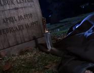Grave Sitting