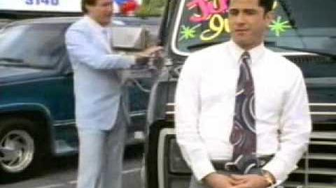 BBFF - Used Car Salesman