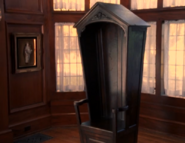 The Hooded Chair