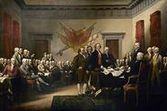 610px-Declaration of Independence (1819), by John Trumbull