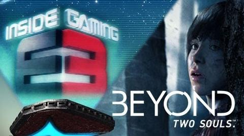 E3 2012 - Beyond Two Souls interview with game director, David Cage