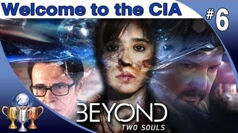 Beyond Two Souls - Walkthrough Part 6 - Welcome to the CIA