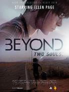Beyond-twosouls ps3 poster