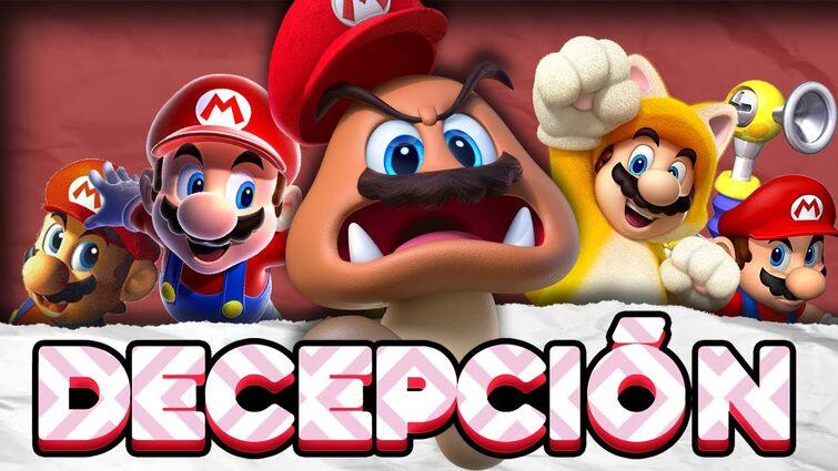 Mario Odyssey fue una DECEPCIÓN