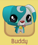 YAY! finally caught buddy! anyone else have or had a dream pet?
