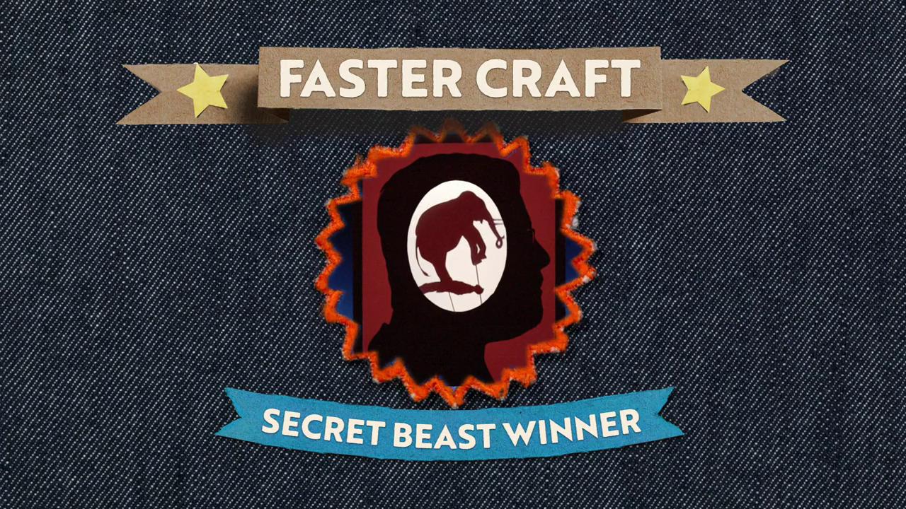 Secret Beast Winner