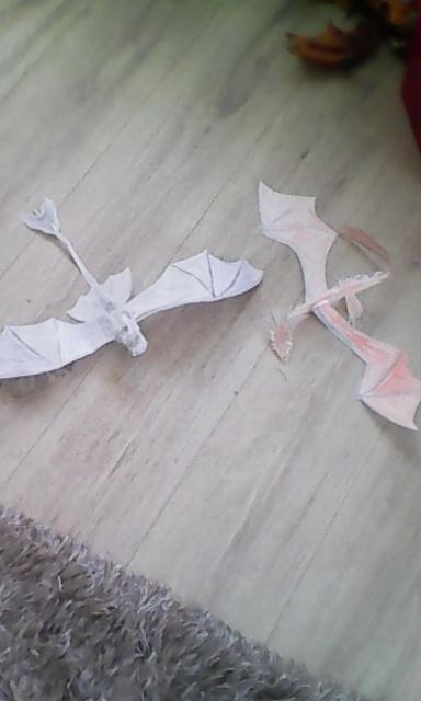 papier drachen  fandom