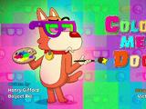 Colour Me Dog