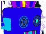 Ferris's Easter Robot