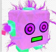 Shiny Festive Robot