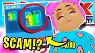 I HATCHED THE *SECRET* REWARDS PET!! THEN THIS NOOB TRIED TO SCAM ME IN ROBLOX BUBBLEGUM SIMULATOR!!